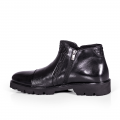 Мъжки обувки от естествена кожа GRI-3750-02 - 3t
