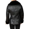 Дамско яке от естествена кожа ING-1902 - 2t
