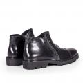 Мъжки обувки от естествена кожа GRI-3750-02 - 5t
