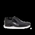 Мъжки официални обувки естествена кожа - 1t