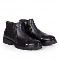 Мъжки обувки от естествена кожа GRI-3750-02 - 2t