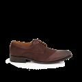 Мъжки ежедневни обувки от естествен набук - 1t