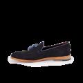 Мъжки обувки от естествен велур - 2t