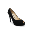 Дамски обувки от естествен велур - 1t