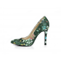 Дамски обувки естествена кожа - 2t