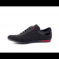 Мъжки спортни обувки от естествен набук - 3t