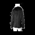 Дамско палто от естествен велур  - 2t