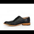 Мъжки ежедневни обувки от естествена кожа - 2t