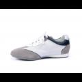 Мъжки спортни обувки от естествена кожа - 2t