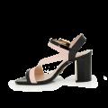 Дамски сандали от естествена кожа  - 2t