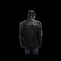 Мъжко яке от естествена кожа  - 2t