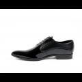 Мъжки официални обувки естествен лак - 2t