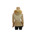 Дамско яке от естествена кожа - 3t