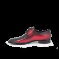 Мъжки официални обувки естествена кожа - 2t