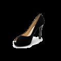 Дамски обувки от естествен велур - 2t