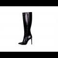 Дамски ботуши от естествена кожа - 2t