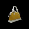 Дамска чанта от естествена кожа - 2t