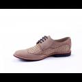 Мъжки обувки естествен велур - 2t