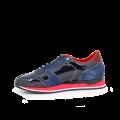Мъжки спортни обувки син лак MRS-11475 - 2t