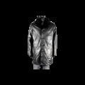 Мъжки якета от естествена кожа в черен цвят PM-95050 - 1t