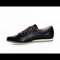 Мъжки спортни обувки от естествена кожа - 1t