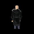 Дамско палто от естествена кожа  - 3t