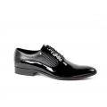 Мъжки официални обувки естествен лак - 1t