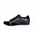 Мъжки спорни обувки от естествена кожа - 2t