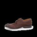 Мъжки ежедневни обувки от естествен набук - 2t