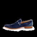 Мъжки обувки естествен набук и кожа - 3t