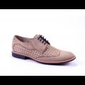 Мъжки обувки естествен велур - 1t