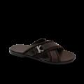Мъжки чехли от естествен велур - 1t