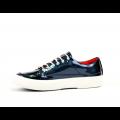 Дамски спортни обувки естествен син лак - 2t