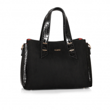 Дамска чанта от еко велур GRD-460