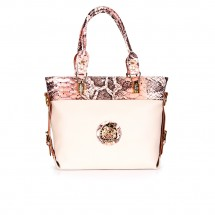Дамска чанта от естествена и еко кожа CV-1100105