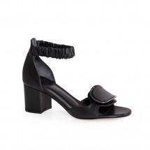 Дамски сандали от естествена кожа DV-13069-69