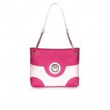 Дамска чанта от естествена и еко кожа CV-1210165