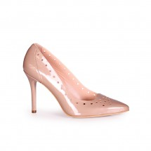 Дамски обувки от естествен лак CP-3630