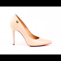 Дамски елегантни обувки от естествена кожа СР-2249