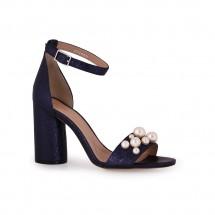 Дамски сандали от естествена кожа BR-2603