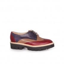 Дамски обувки от естествена кожа CP-3158