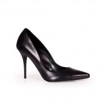 Дамски елегантни обувки от естествена кожа CP-3279