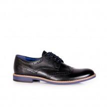 Мъжки ежедневни обувки от естествена кожа CP-6169
