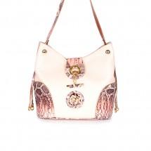 Дамска чанта от естествена и еко кожа CV-1070028/1