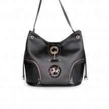 Дамска чанта от естествена и еко кожа CV-1100028