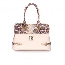 Дамска чанта от естествена и еко кожа CV-1100107