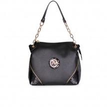 Дамска чанта от естествена и еко кожа CV-1100115