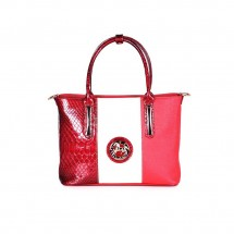 Дамска чанта от естествена и еко кожа CV-1160133