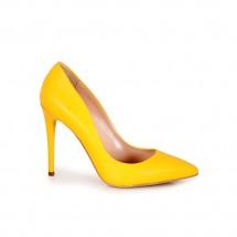 Дамски обувки от естествена кожа CP-2559/2