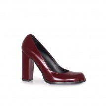 Дамски обувки от естествена кожа CP-2945